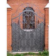 Ворота № 6 фото