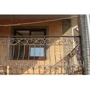Ограждение балконное ( дутое) фото