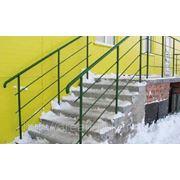 Лестничные ограждения Арт. СП-07 фото