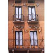 Балкон № 33 фото