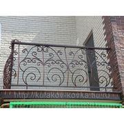 Ограждение балкона фото фото