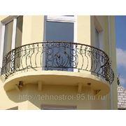 Балкон № 34 фото