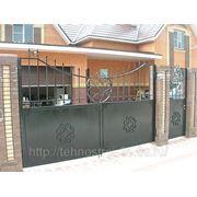 Ворота № 18 фото