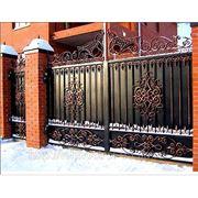 Ворота № 4 фото
