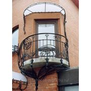 Балкон № 25 фото