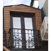 Балкон № 20 фото