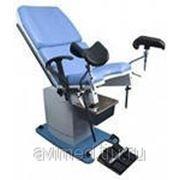Гинекологическое кресло с электромеханическим приводом GRASE 8400 фото