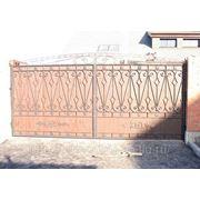 Ворота № 37 фото