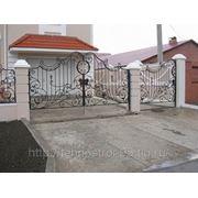 Ворота № 23 фото
