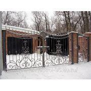 Ворота № 24 фото