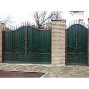 Ворота № 31 фото