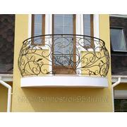 Балкон № 9 фото