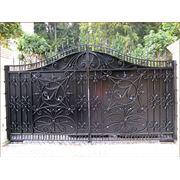 Ворота № 33 фото
