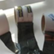 Пленка ч/б для ПВХ профилей фото