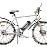 Электровелосипед ELTRECO Кардан Premium фото