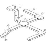 Секции электротехнические стальные фото