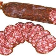 Сырокопчёные колбасы фото