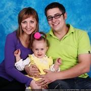 Семейная и детская фотосъемка фото