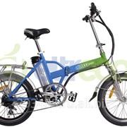Электровелосипед Eltreco Jazz фото