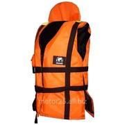 Спасательный жилет Лоцман универсальный от 80 до 120 кг фото