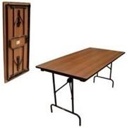 Стол прямоугольный Стелc 180 х 90 х 75 см (аренда) фото