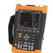 Портативный цифровой осциллографADS H102 – 2-х канальный, 100МГц фото