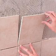 Облицовка стен плиткой фото
