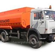 Дизельное топливо автоналивом (Ангарск) фото