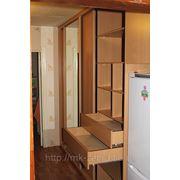 Корпусная мебель, шкафы-купе, межкомнатные перегородки, торговое оборудование