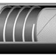 Рукава напорные резиновые с металлической спиралью