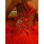 Платье для стандарта фото