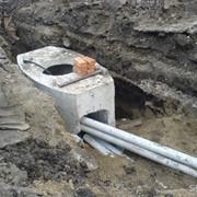 Строительство кабельной канализации фото