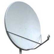 Антенны спутникового телевидения, Спутниковая антенна 1,8 цельная, прямофокусная фото