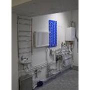 Комплекс работ по проектированию, комплектации и монтажу систем отопления фото