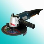 Угловая шлифовальная машинка пневматическая AMT SJD-180 для промышленного применения фото