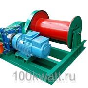 Лебедка тяговая электрическая Torin JM 0,5 т. (без каната) фото