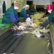 Прием отходов на Станцию ТБО фото