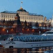Круизы по Москве фото
