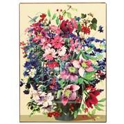 Панно декоративное Букет цветов 2 Артикул: 038005ид19002 фото
