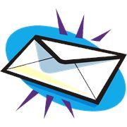 Почтовая рассылка писем в конвертах фото