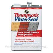 Thompson's® WaterSeal® Clear Multi-Surface Waterproofer - Универсальная гидроизолирующая пропитка фото