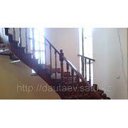 Лестницы винтовые с металлическим каркасом