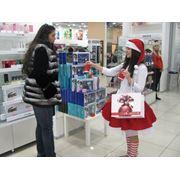Проведение промо акций в косметических магазинах фото