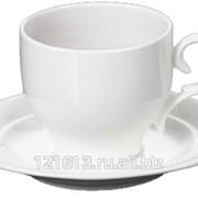 Чайная пара Wilmax блюдце 996099 /6/36/ фото