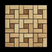 Мозаика из дерева Bamboo BM002-H фото