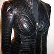 Пошив кожаной одежды на заказ фото