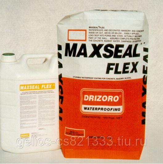 Обмазочная гидроизоляция максил флекс цена мастика технониколь 24 расход на 1 м2 цена