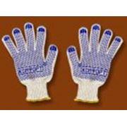 Перчатки хлопцатобумажные фото