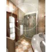 Декорирование ванной комнаты и туалета фото