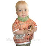 Шейный бандаж для новорожденных (Шина Шанца) F-300 (4 см) фото